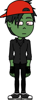 zombie Piccolo!