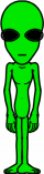 Early Martian Male