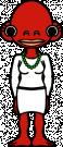 Calimari Girl